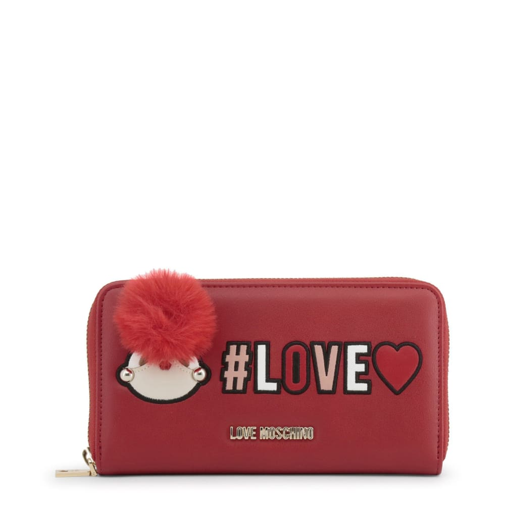 Love Moschino - Ma58 - Red / Nosize - Bags Wallets