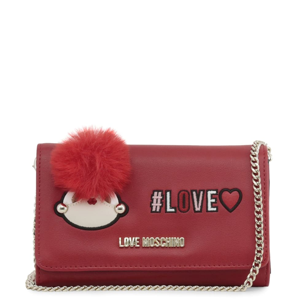 Love Moschino - Ma59 - Red / Nosize - Accessories Wallets