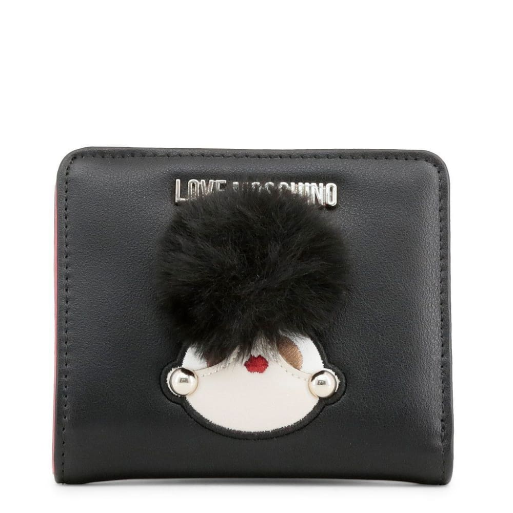 Love Moschino - Ma60 - Black / Nosize - Accessories Wallets