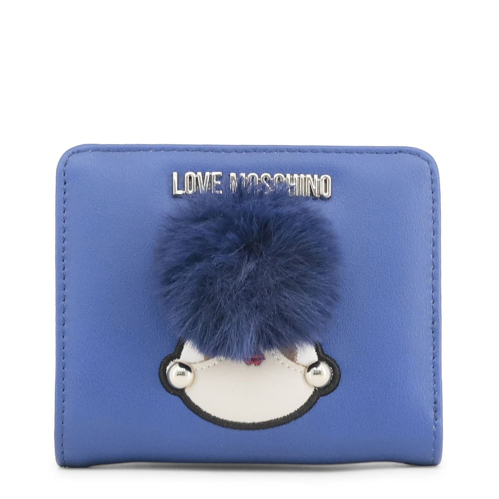 Love Moschino - Ma60 - Blue / Nosize - Accessories Wallets
