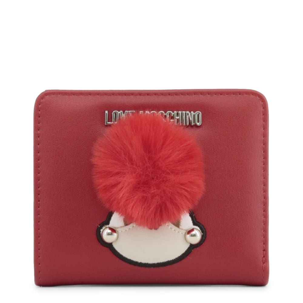Love Moschino - Ma60 - Red / Nosize - Accessories Wallets