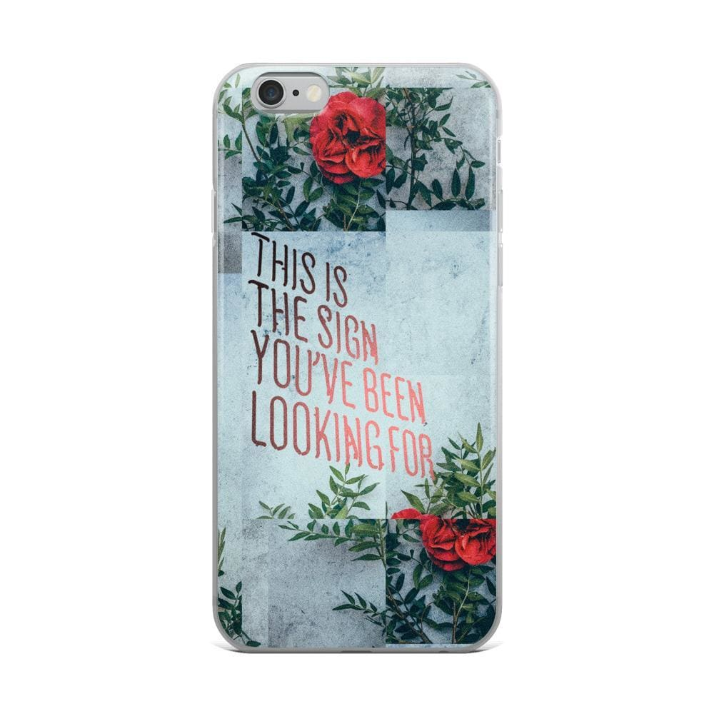 Lucky Rose Iphone Case - Iphone 6 Plus/6S Plus - Mobile Case