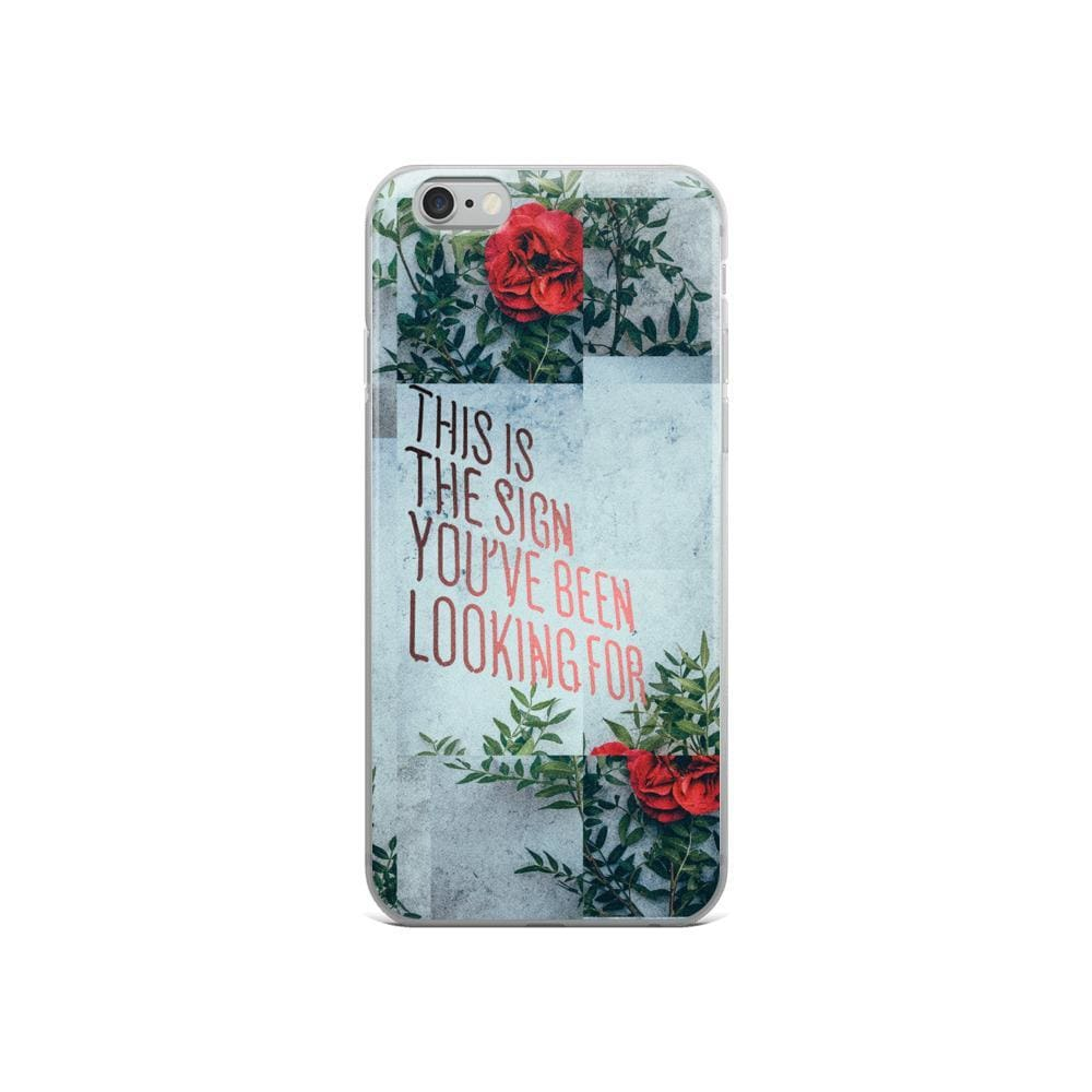 Lucky Rose Iphone Case - Iphone 6/6S - Mobile Case