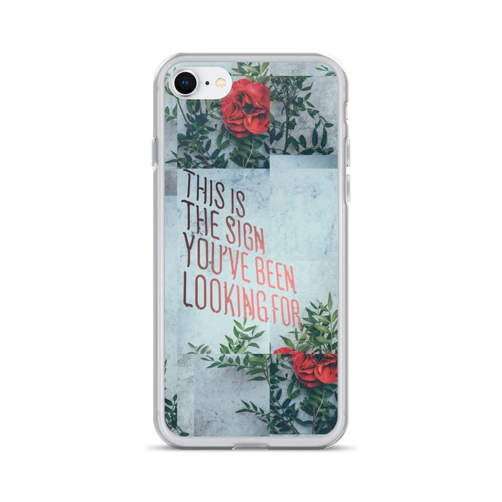 Lucky Rose Iphone Case - Iphone 7/8 - Mobile Case