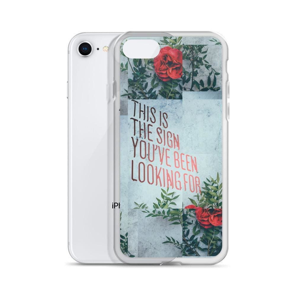 Lucky Rose Iphone Case - Mobile Case