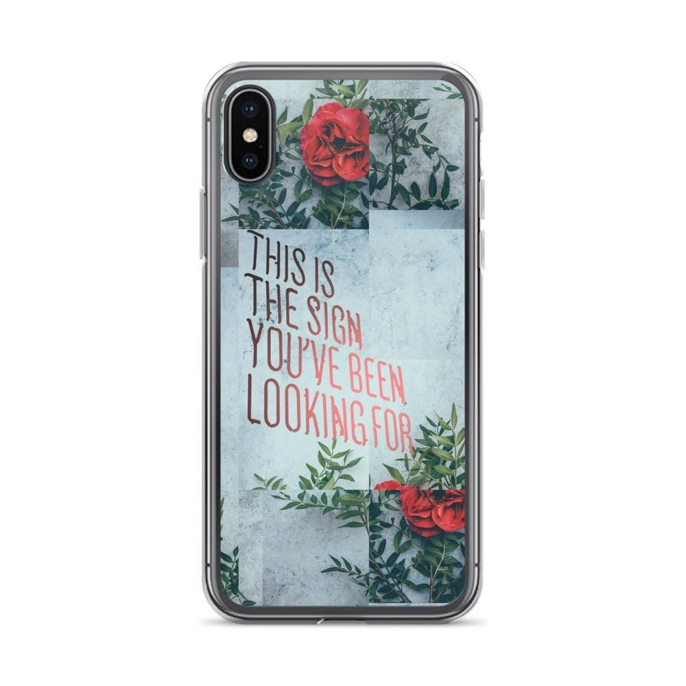 Lucky Rose Iphone Case - Iphone X - Mobile Case