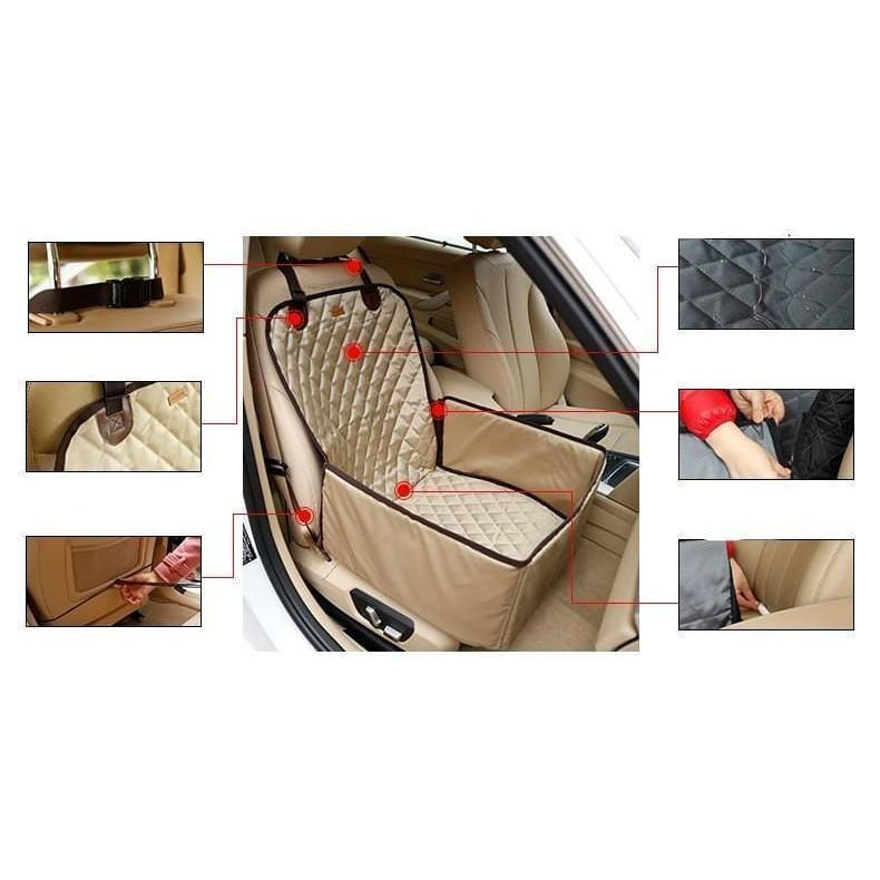Luxury Dog Car Mat Waterproof - Dog Mat