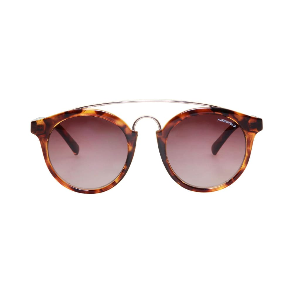 Made In Italia - Lignano - Brown / Nosize - Accessories Sunglasses