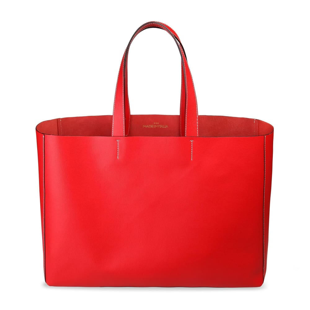 Made In Italia - Lucrezia - Red / Nosize - Bags Shopping Bags