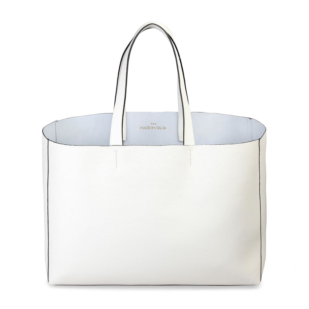 Made In Italia - Lucrezia - White / Nosize - Bags Shopping Bags