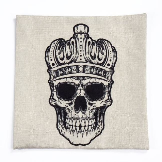 Mexican Sugar Skull Cushion Cover - 5 / 43X43Cm - Cushion