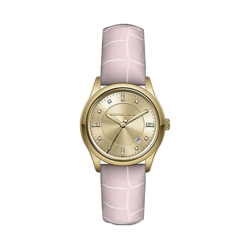 Michael Kors - Mk2549 - Pink / Nosize - Accessories Watches