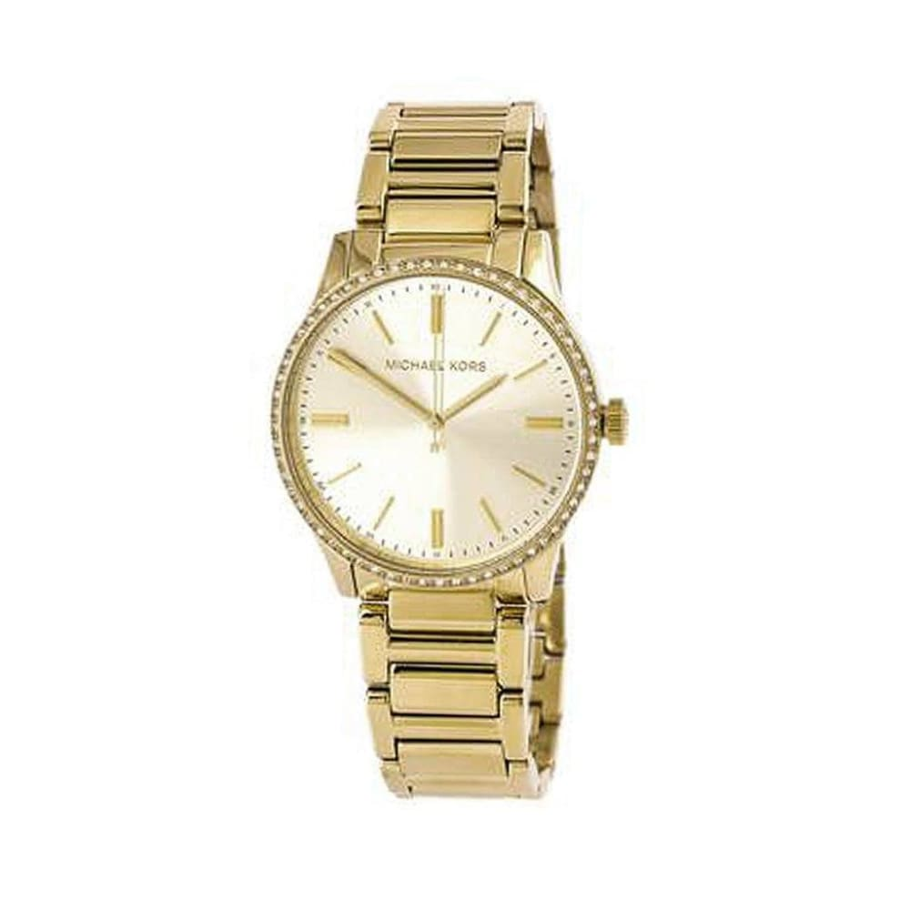 Michael Kors - Mk380 - Yellow / Nosize - Accessories Watches