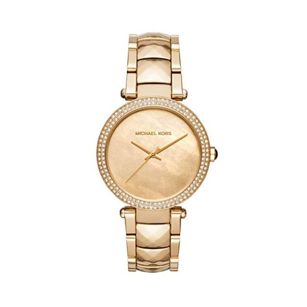 Michael Kors - Mk642 - Yellow / Nosize - Accessories Watches