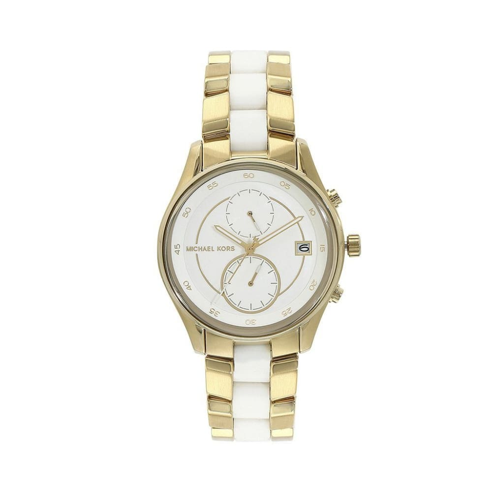 Michael Kors - Mk646 - Yellow / Nosize - Accessories Watches