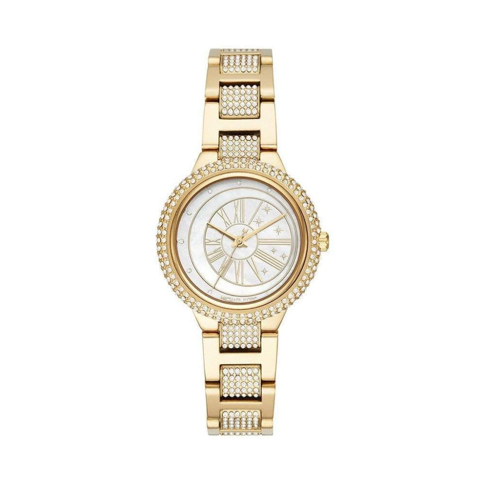 Michael Kors - Mk6567 - Yellow / Nosize - Accessories Watches