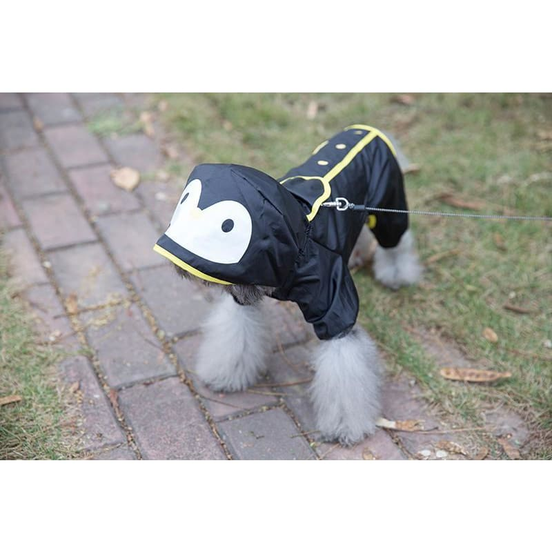 My Little Ninja Dog Raincoat - Dog Clothes