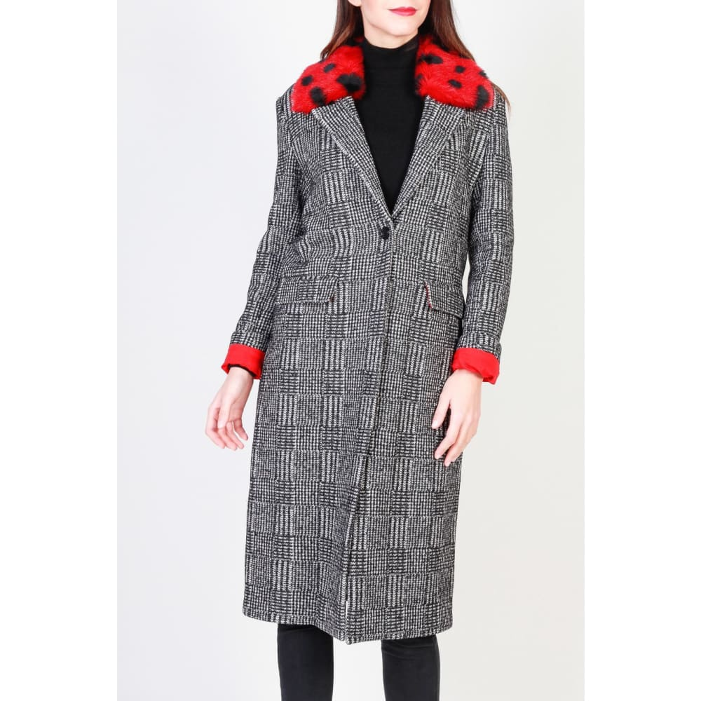 Pinko - 1G12Lx-6513 - Clothing Coats