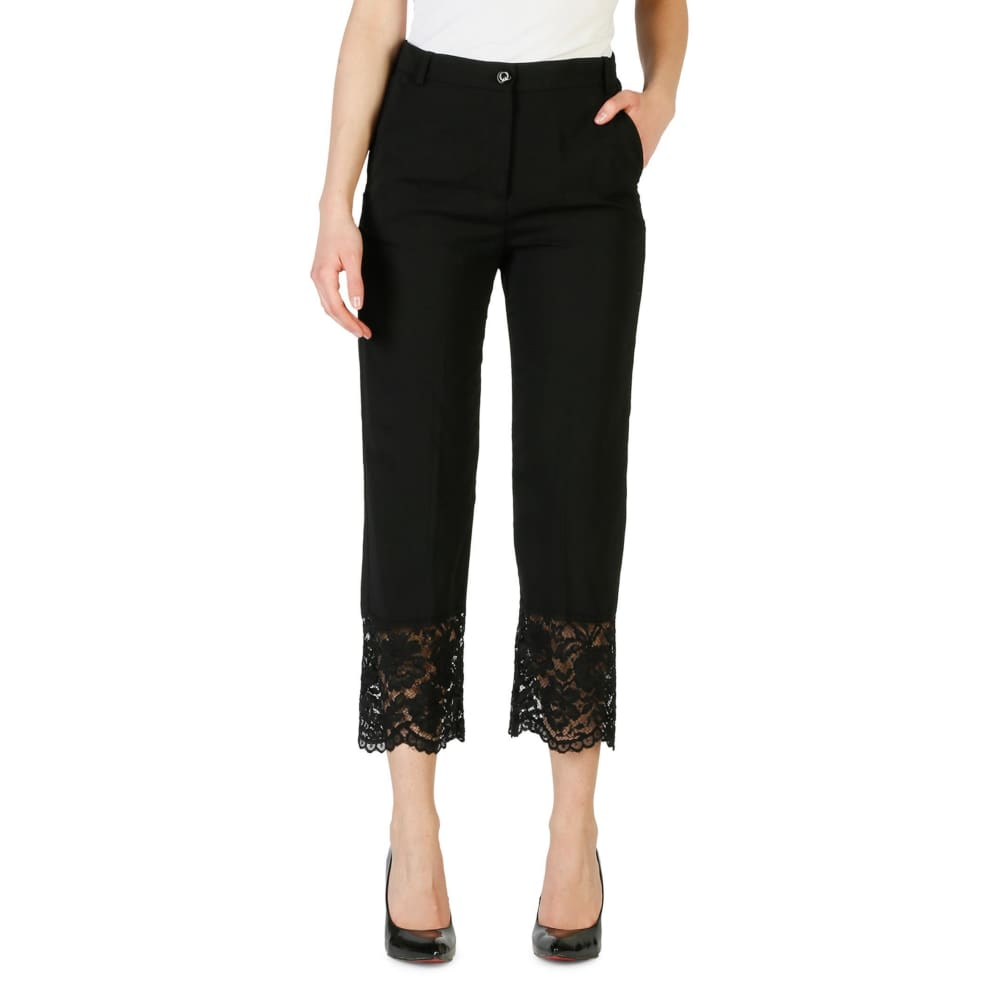 Pinko Lidia - Black / 38 - Clothing Trousers