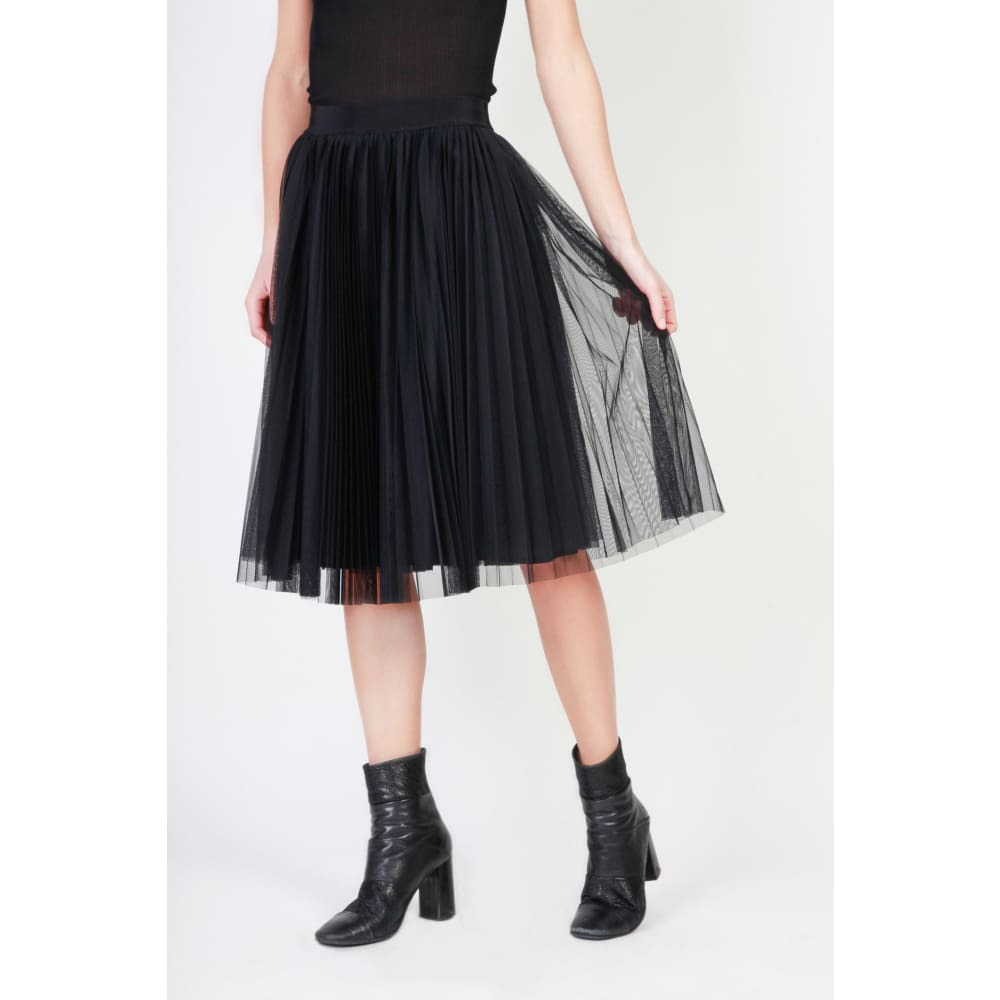 Pinko Rosa - Black / 38 - Clothing Skirts