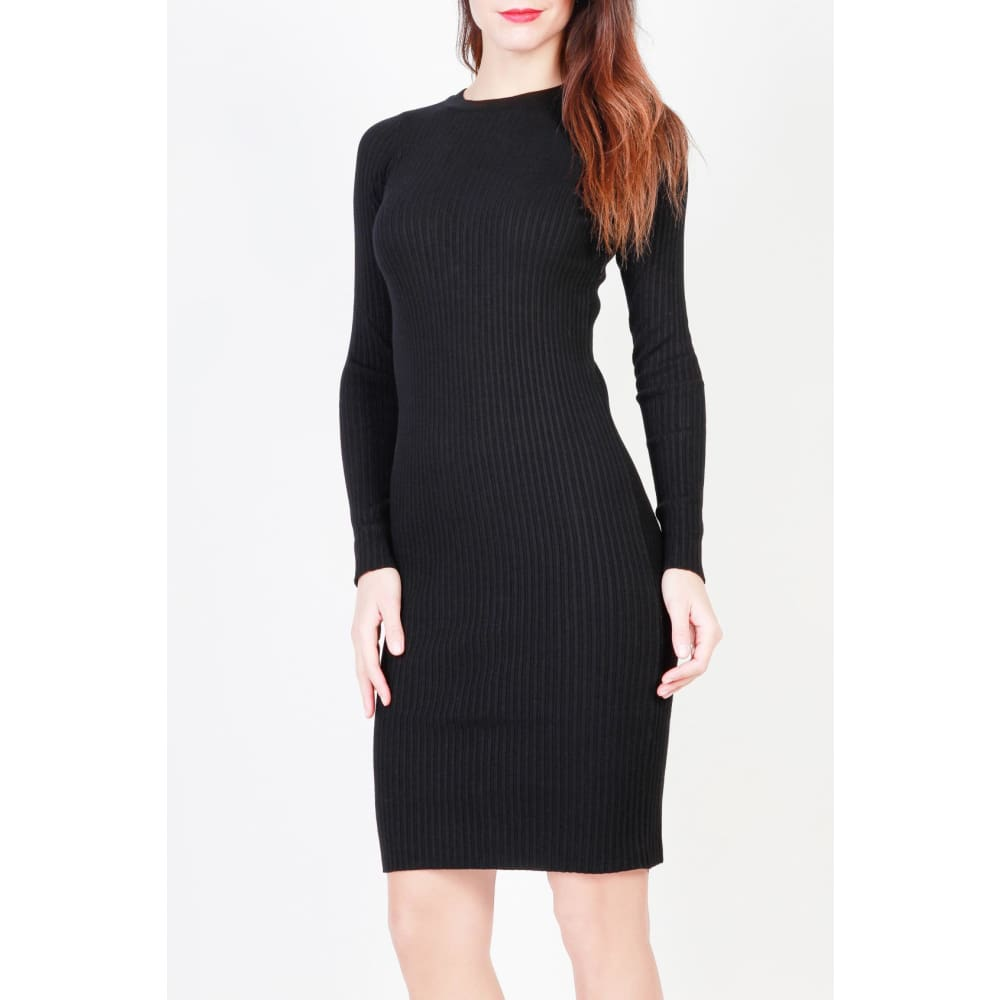 Pinko Tania - Black / Xs - Clothing Dresses