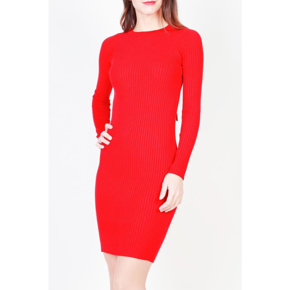 Pinko Tania - Red / Xs - Clothing Dresses
