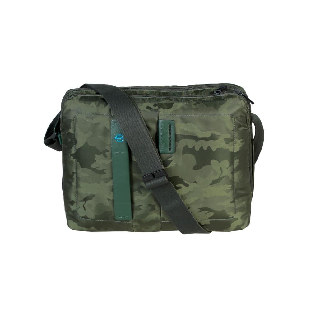Piquadro Connequ Briefcase - Green / Nosize - Bags Briefcases
