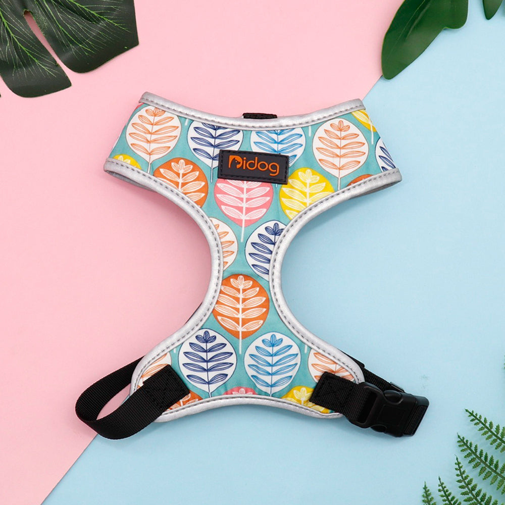 Back To Future Print French Bulldog Harness