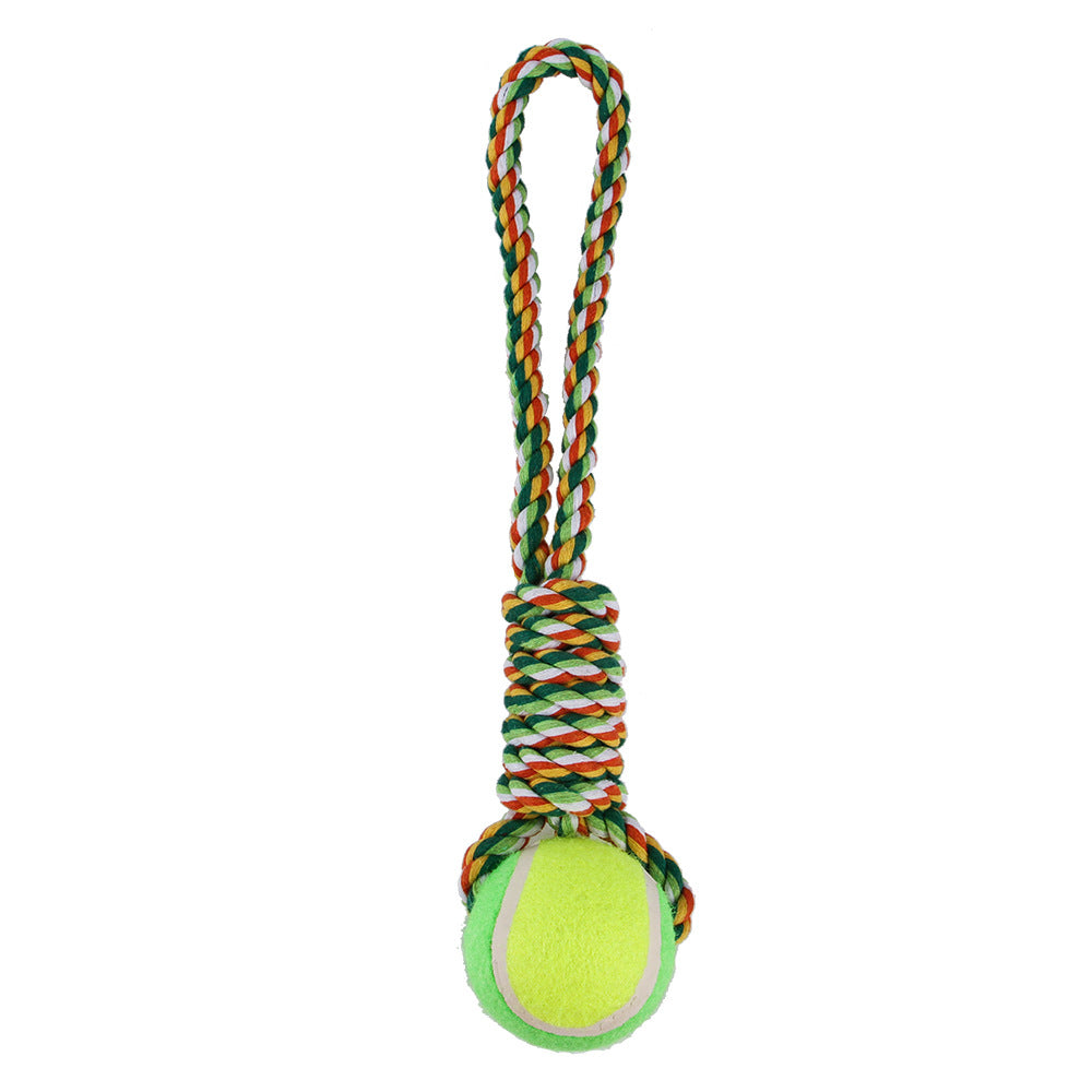 Dog toy Range - chewy rope toy