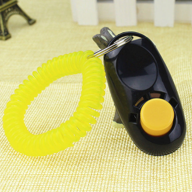 Black colour Dog training clicker, clickers for dog training