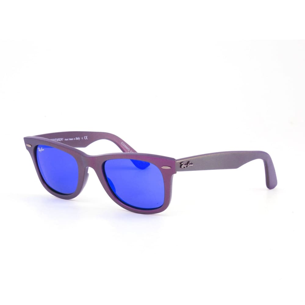 Ray-Ban - Rb2140-50 - Accessories Sunglasses - Violet / Nosize - Accessories Sunglasses