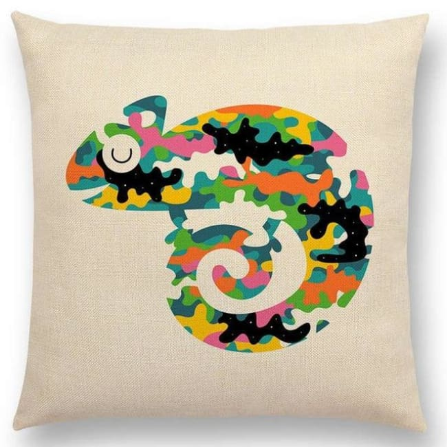 Scandi Retro Cushion Covers - A001315 / 45X45Cm No Filling - Home
