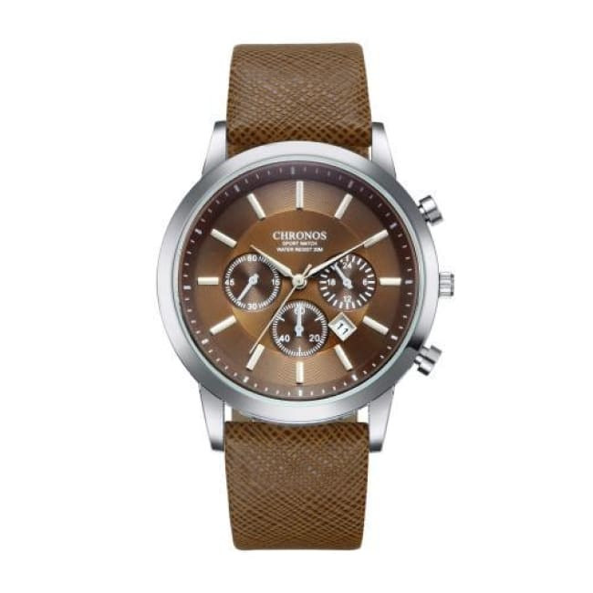 The Chelsea Watch - Brown / China - Watches