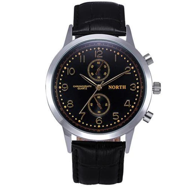 The Cheltenham Watch - Ns6009Bblackgold - Watches