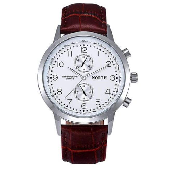 The Cheltenham Watch - Ns6009Bwhite - Watches