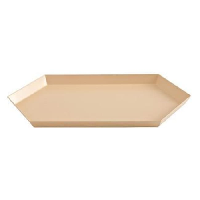 The Maze Nordic Trays - Apricot L - Trays