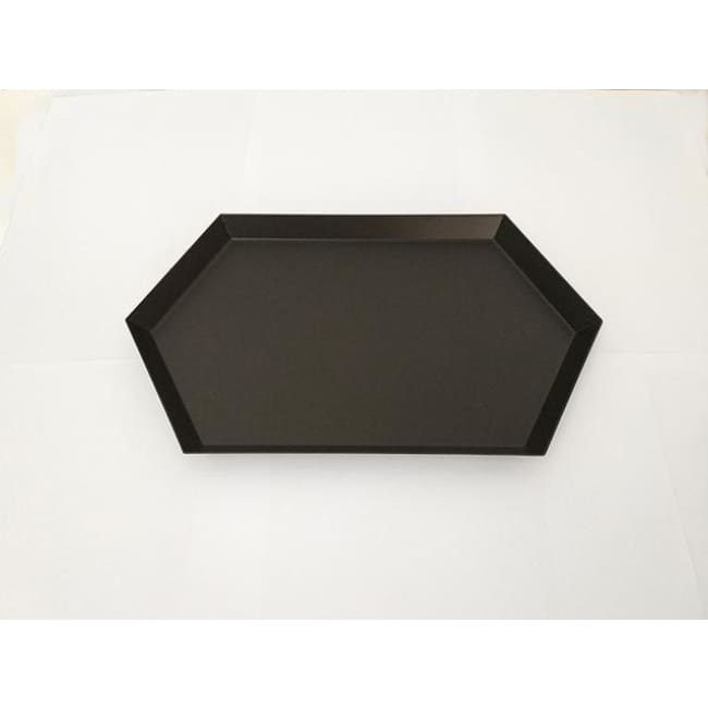 The Maze Nordic Trays - Black L - Trays