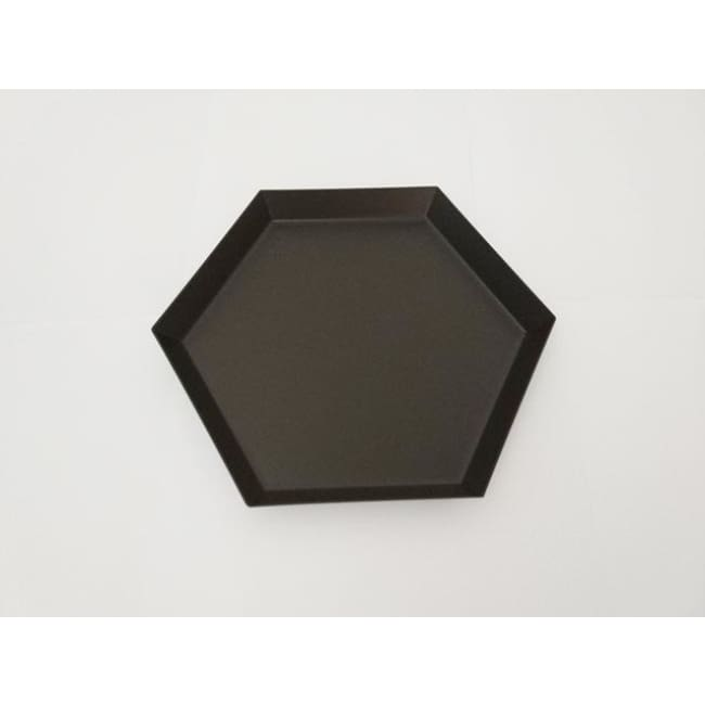 The Maze Nordic Trays - Black M - Trays