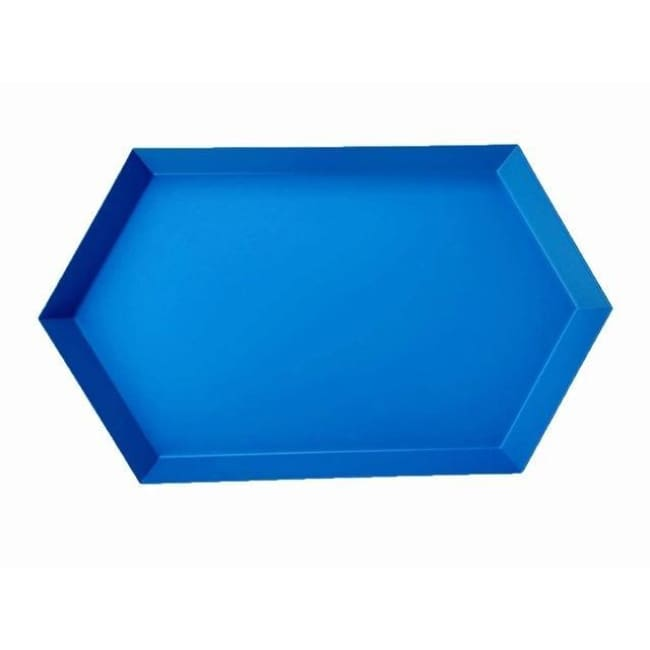 The Maze Nordic Trays - Blue L - Trays