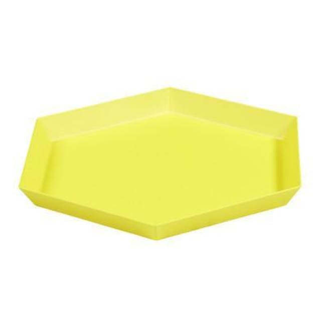 The Maze Nordic Trays - Yellow M - Trays