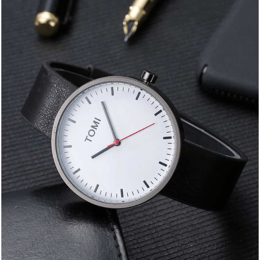 Tomi Baker Retro Watch - Watches