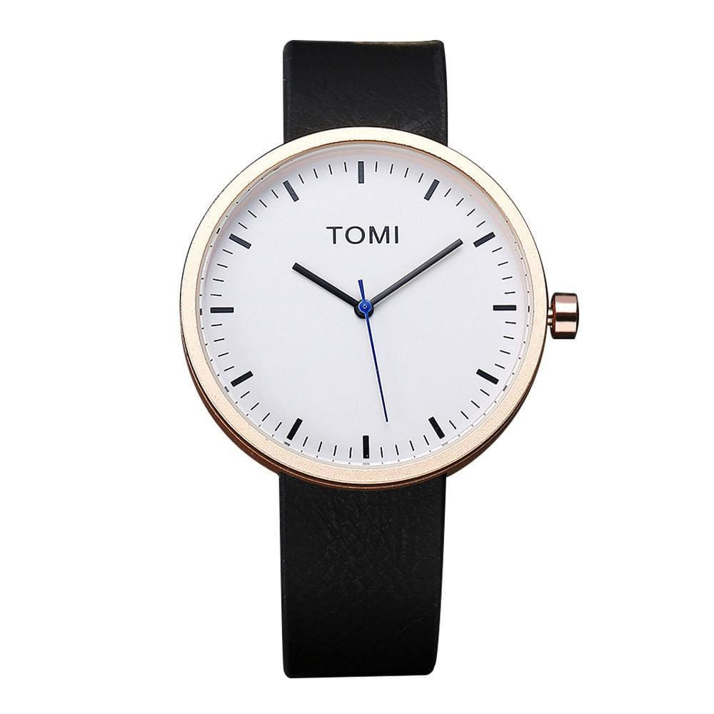 Tomi Baker Retro Watch - Gold - Watches