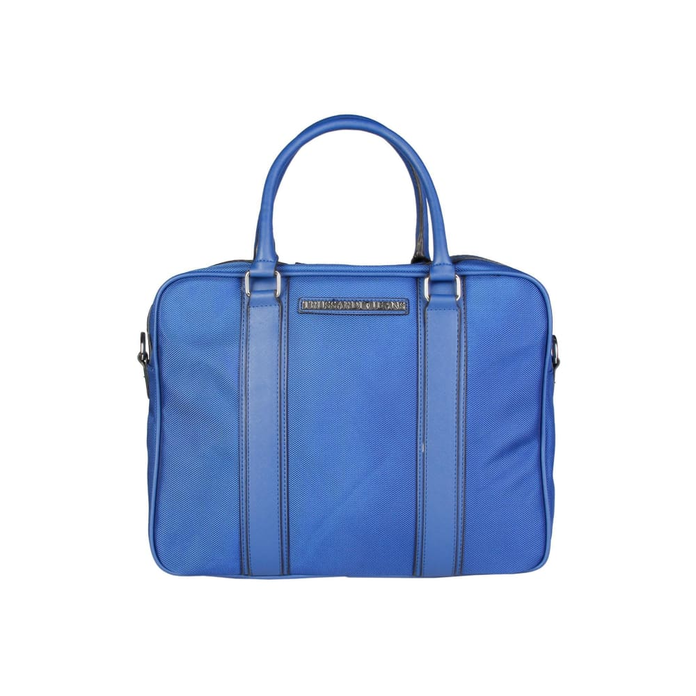 Trussardi Briefcase Bag - Blue / Nosize - Bags Briefcases