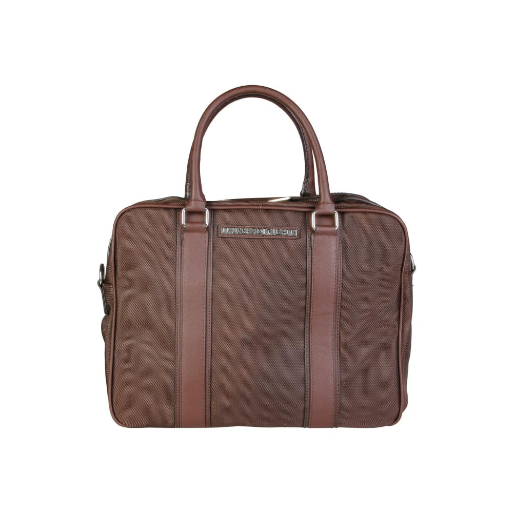 Trussardi Briefcase Bag - Brown / Nosize - Bags Briefcases