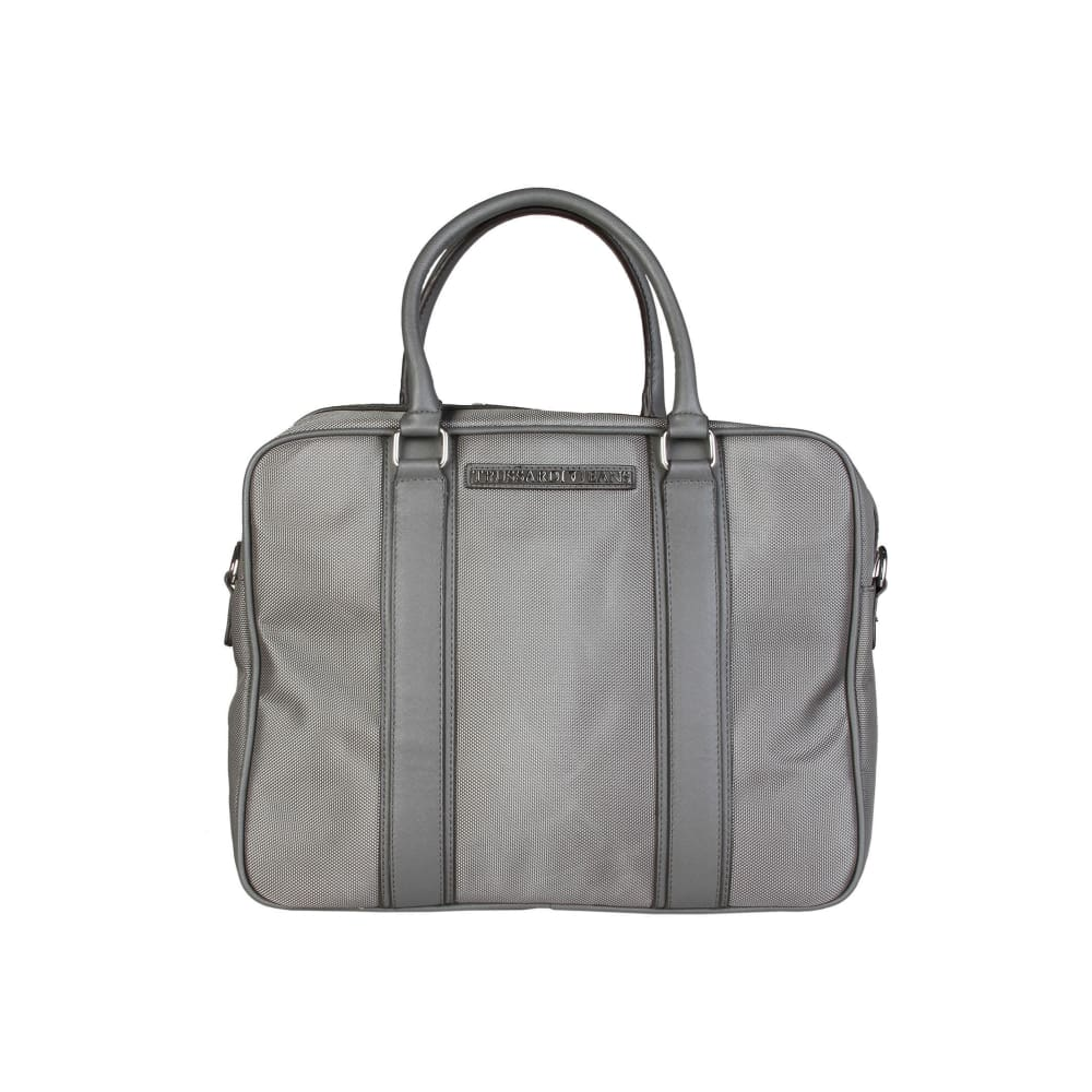 Trussardi Briefcase Bag - Grey / Nosize - Bags Briefcases