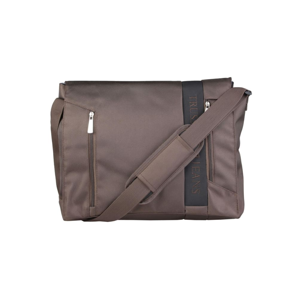Trussardi Front Laptop Bag - Bags Briefcases