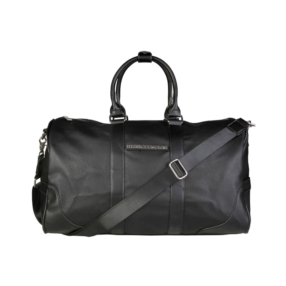 Trussardi Medium Saffino Syn Leather Ludggage - Bags Travel Bags