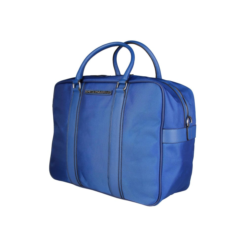 Trussardi Medium Travel Bag - Blue / Nosize - Bags Travel Bags
