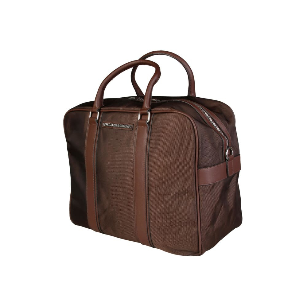 Trussardi Medium Travel Bag - Brown / Nosize - Bags Travel Bags