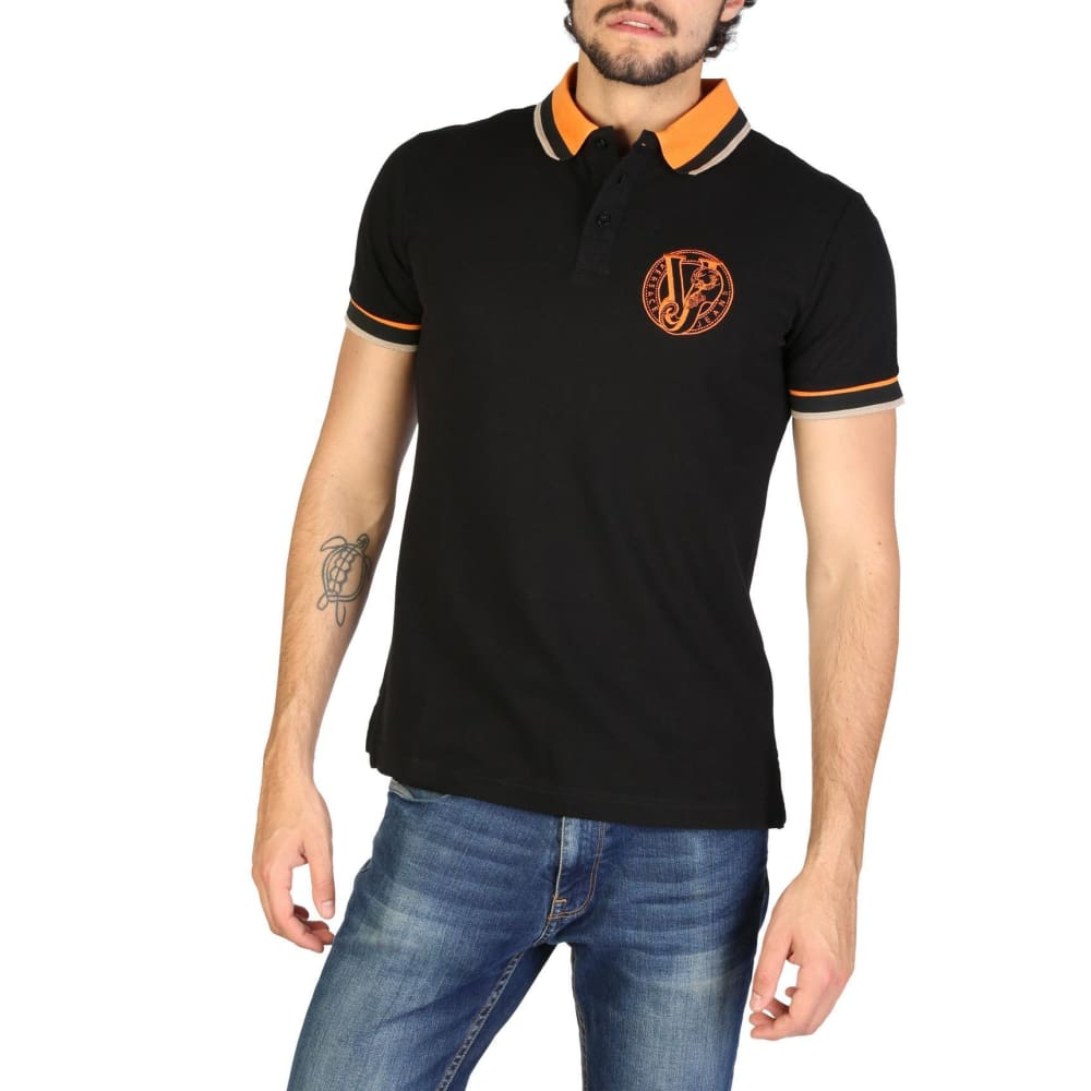 Versace Jeans - Clothing Polo V119 - Black / 46 - Clothing Polo